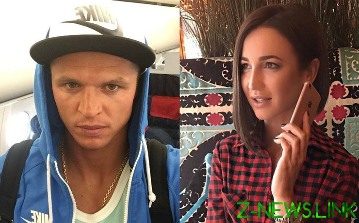 Olga Buzova and Dmitry Tarasov are you enjoying the party of a mutual friend