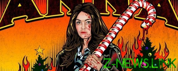 Zombie Christmas Musical.New Art Poster And Stills From Zombie Musical Anna And The